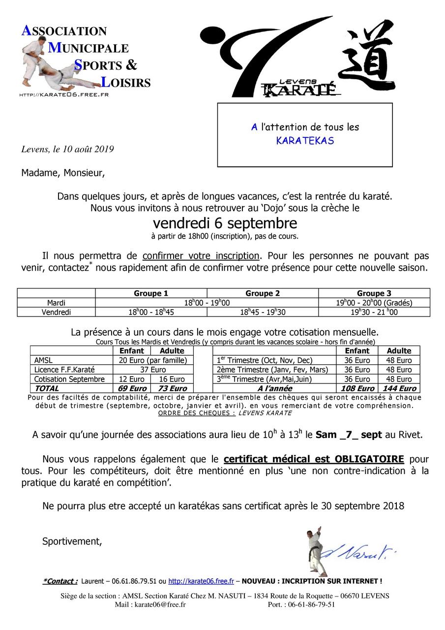 2019-2020 - Ouverture saison sportive2